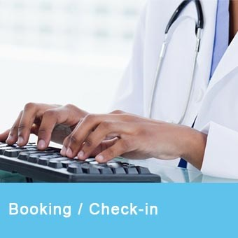 Booking / Check-in