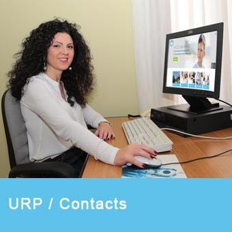 URP / Contacts